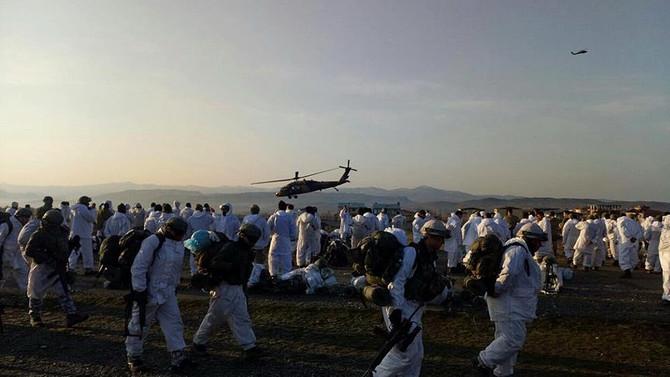 Diyarbakır'daki terör operasyonu tamamlandı