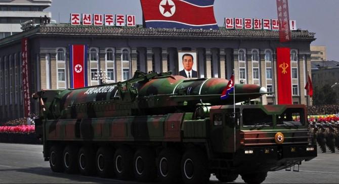 ABD ile Kuzey Kore arasında 'nükleer' gerginlik