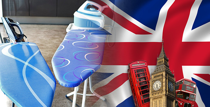 İngiliz toptancı 70.000 ad ütü masası satın alacak