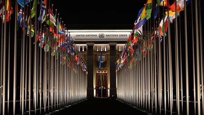 Suriye konulu Cenevre 4 görüşmeleri sona erdi