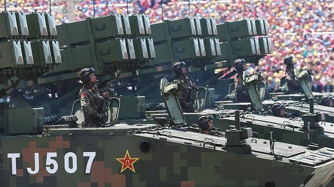 Çin'in savunma bütçesi yaklaşık yüzde 7 artacak