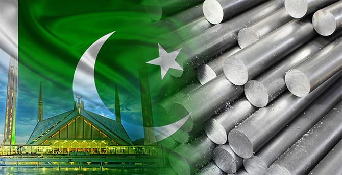 Pakistanlı üretici Türkiye'den alaşımlı çelik ithal edecek