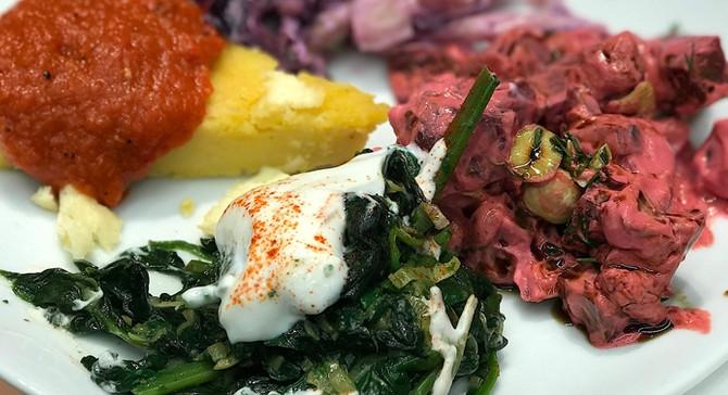 Türk mutfağından dokunuşlarla Macar lezzetleri