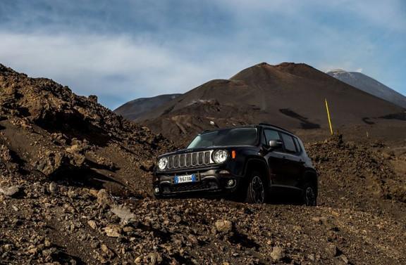 Dizel otomatik Jeep Renegade Türkiye'de