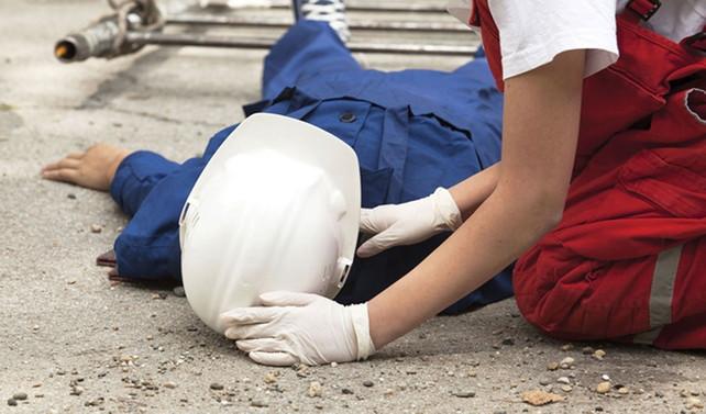 Şubat'ta 126 kişi iş kazası sonucu öldü