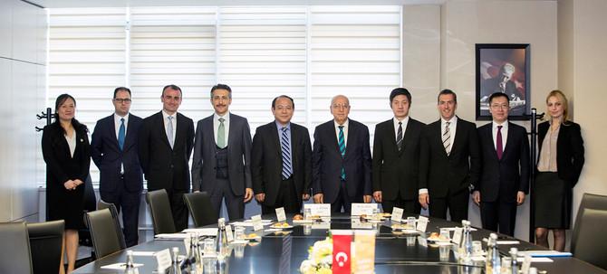 VakıfBank'a 250 milyon dolar kredi
