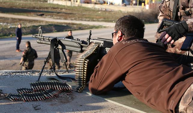 Diyarbakır'daki operasyon sürüyor