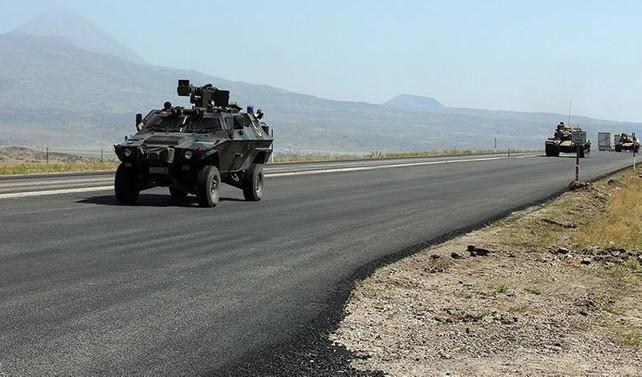 Gaziantep ve Elazığ'da özel güvenlik bölgesi uygulaması