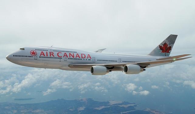 Air Canada'nın yeni sitesine Amadeus desteği