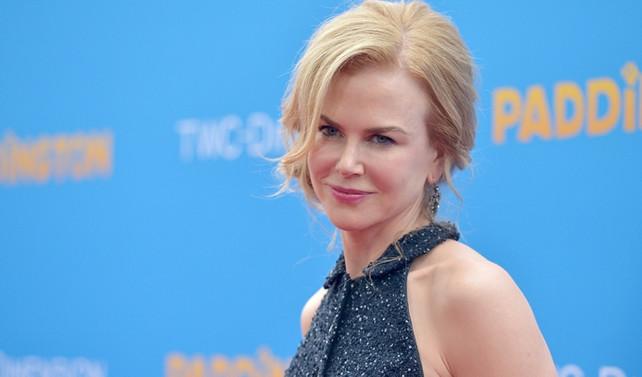 Almanya ve Rusya'da Nicole Kidman'lı tanıtım