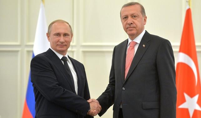 Erdoğan ve Putin enerji yatırımlarını görüşecek
