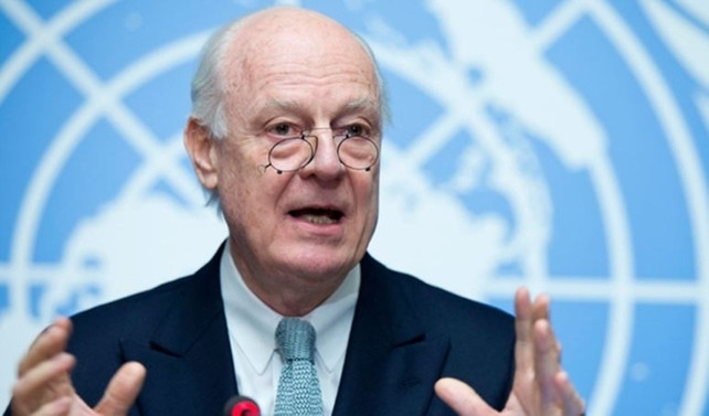 Suriye görüşmelerinde 5. tur