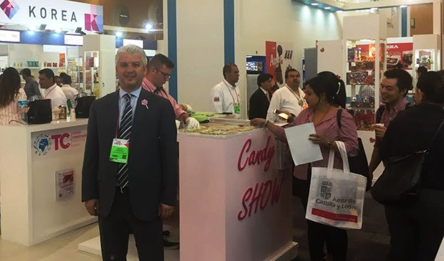 Türk şekercisi, Meksika yolcusu