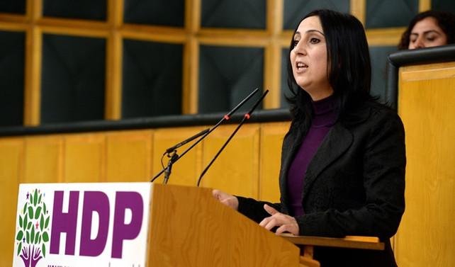 Yüksekdağ'ın HDP üyeliği düşürüldü