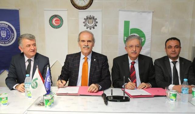 BESAŞ ve Öz Gıda İş toplu sözleşme imzaladı