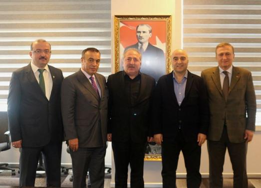CNR Food İstanbul için dev güç birliği