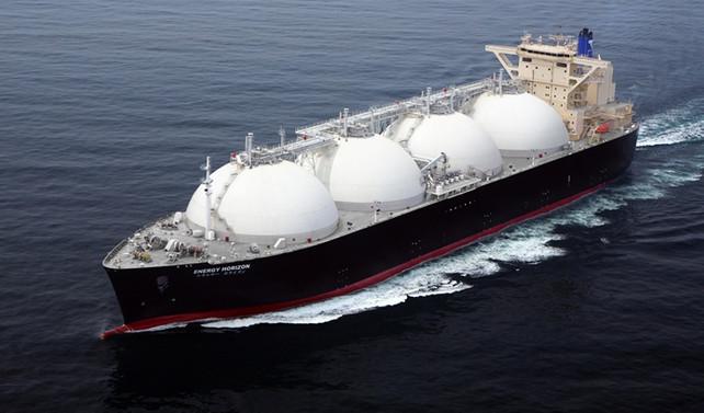 LNG ithalatında lider Japonya