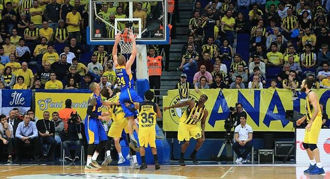 Avrupa'nın en fazla seyredilen 3. takımı Fenerbahçe