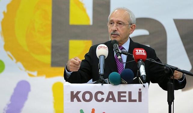 Kılıçdaroğlu: Cumhurbaşkanlığı makamı ortak paydamızdır