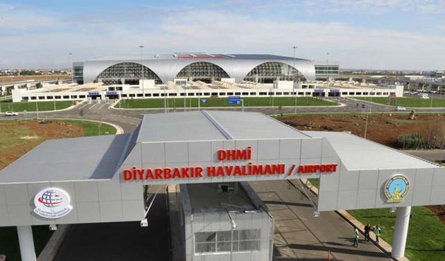 Diyarbakır Havalimanı bakıma alınıyor