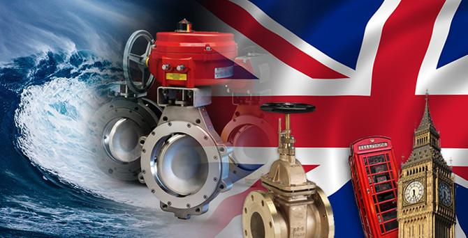 İngiliz firma deniz suyuna dayanıklı vanalar satın alacak