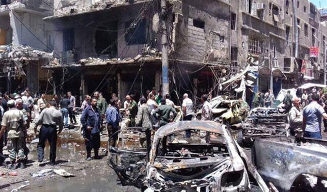 BM Doğu Guta'daki durumdan endişeli