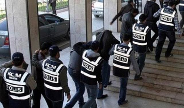 131 DEAŞ'lı gözaltına alındı