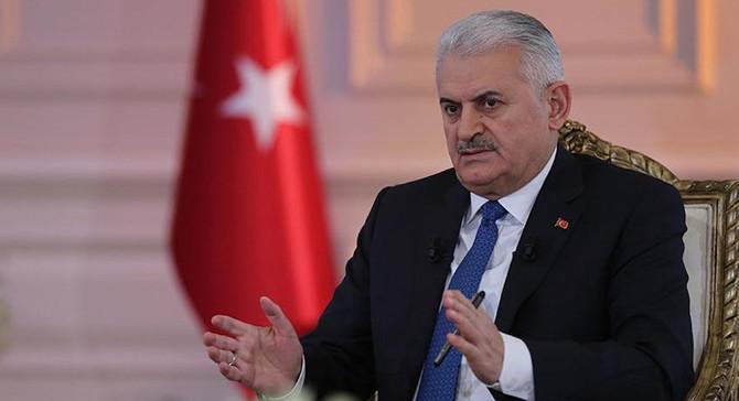 Başbakan'dan 'eyalet' açıklaması