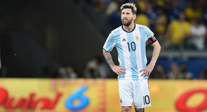 FIFA Messi'yi ifadeye çağırdı