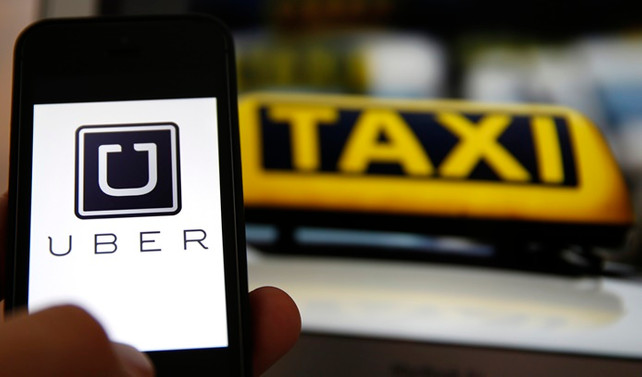 İtalya'da Uber'e getirilen yasak kalktı
