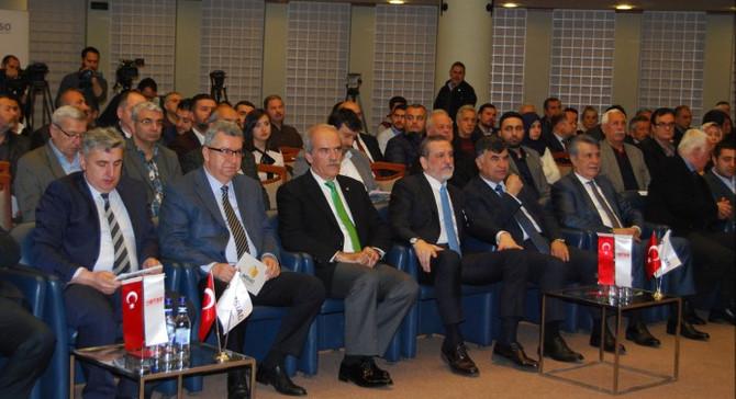 Bursa'nın kentsel dönüşümünü ele aldılar