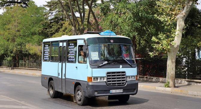 İBB, minibüs ve taksileri de izleyecek