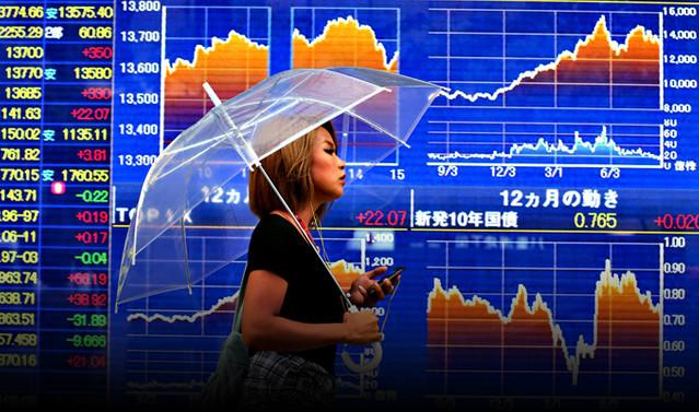 Asya borsaları kayıplarını siliyor