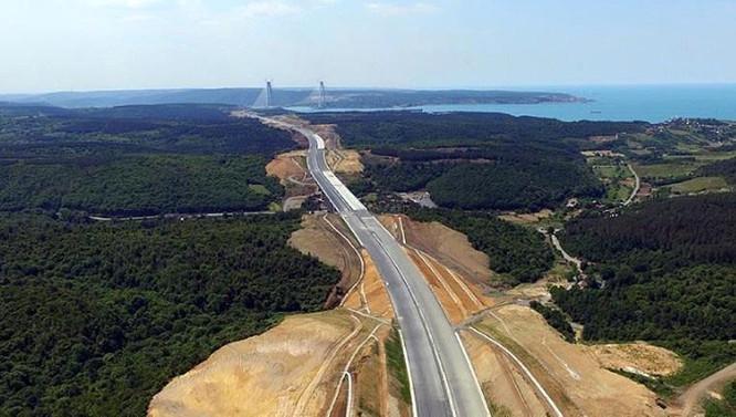 Kuzey Marmara Otoyolu için 3 ilde acele kamulaştırma yapılacak