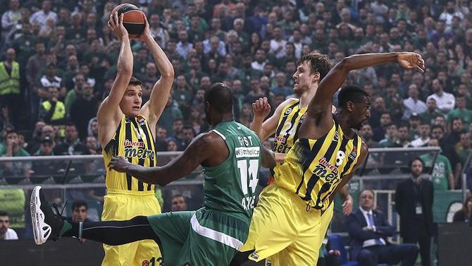 THY Avrupa Ligi'nde Türk takımlarından başarılı performans
