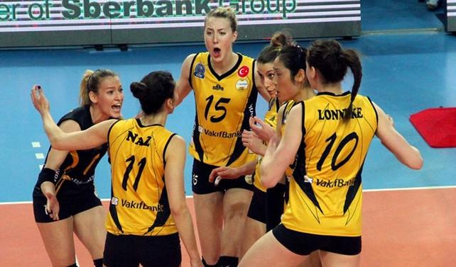 VakıfBank, Avrupa şampiyonu oldu