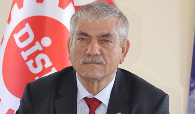 DİSK Genel Başkanı'ndan 'Taksim' açıklaması