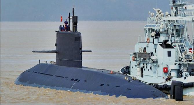 Tayland Çin'den denizaltı satın alıyor