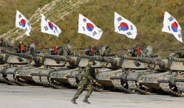 Güney Kore'den savunma hamlesi