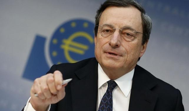 Draghi artık daha iyimser