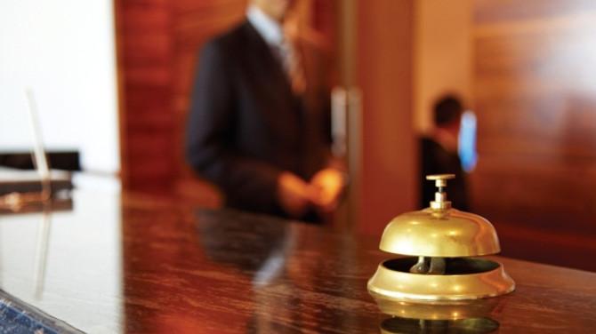 Otel istihdamı sadece Türkiye'de düştü