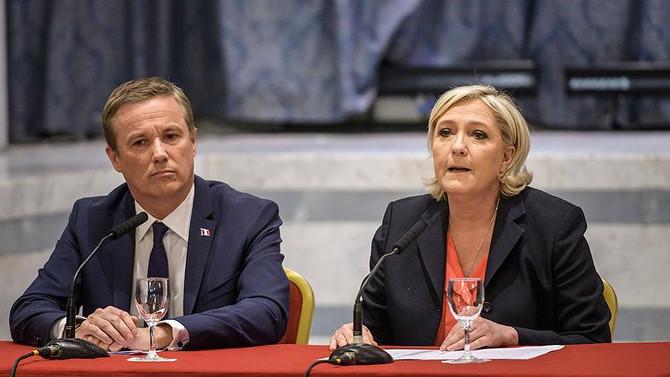 Le Pen'in başbakan adayı belli oldu