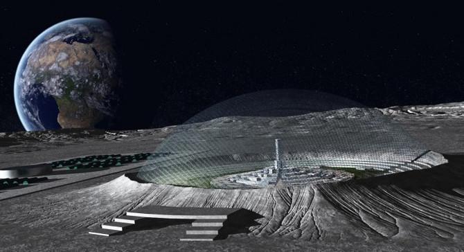 Çin, 'Ay Kasabası' projesine katılmak istiyor