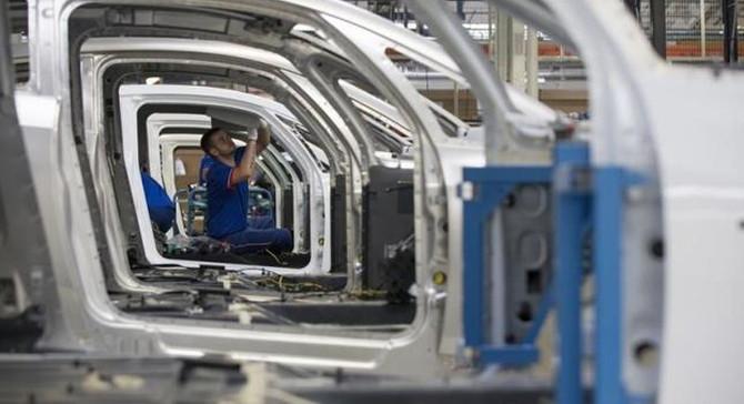 Euro Bölgesi'nde imalat hızı 6 yılın en yükseğinde