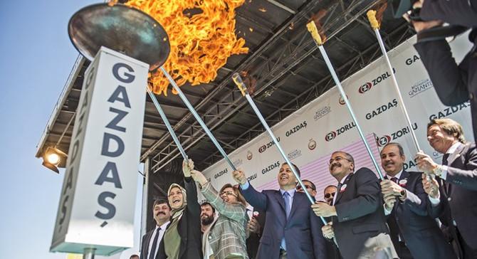 2 yıl içinde doğalgazsız ilin kalmaması hedefleniyor