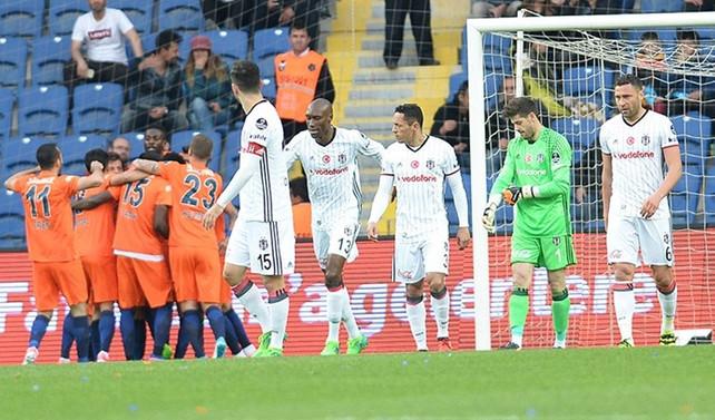 Başakşehir 3-1 Beşiktaş