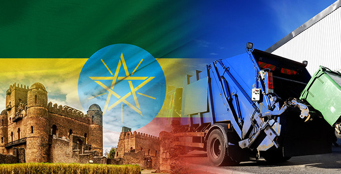 Etiyopyalı şirket çöp kamyonu ve itfaiye aracı istiyor