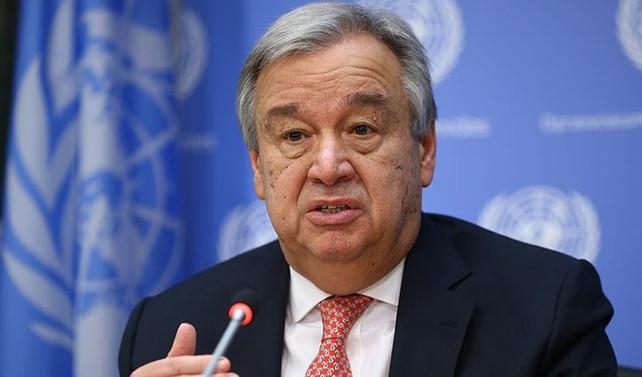 BM'den kimyasal saldırı açıklaması