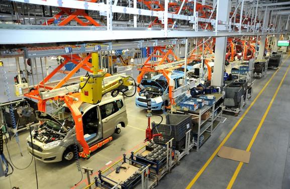 Ford Otosan günde 705 araç ihraç etti