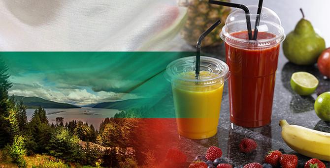 Bulgar müşteri yıllık bazda PET bardak ithal edecek